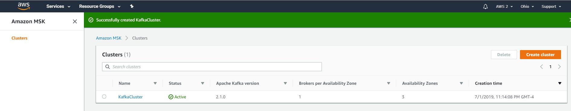 Data Streaming with Kafka (AWS MSK) - Part 2 - Malum Big Data